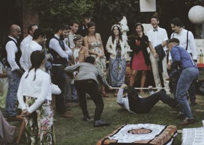 """""""No boda"""" Adriana y José"""