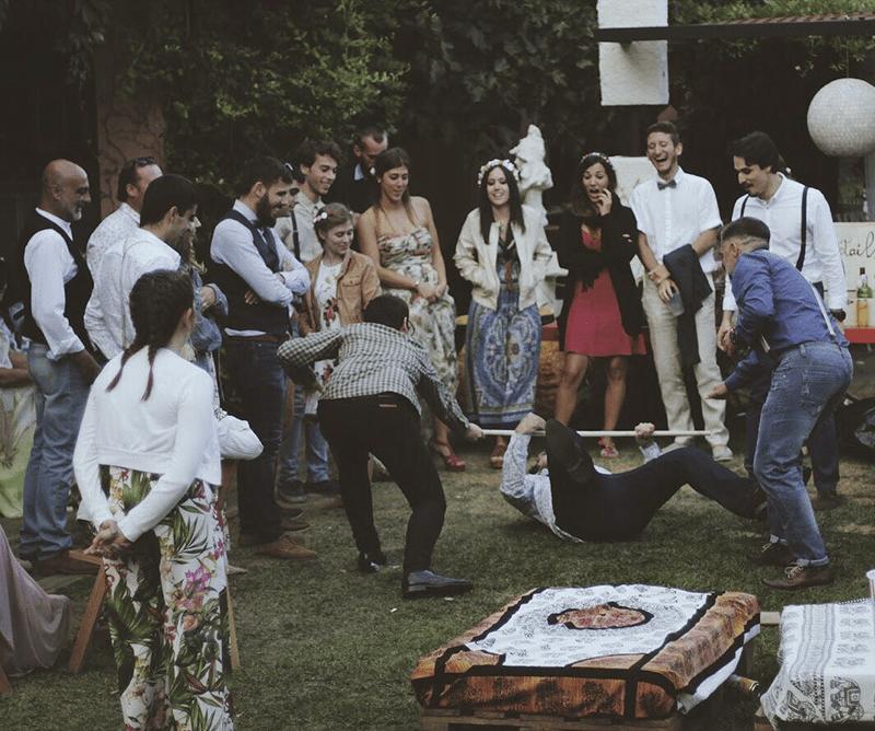 «No Boda» de Adriana y José