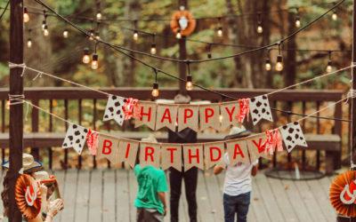 Celebra tu 50 cumpleaños