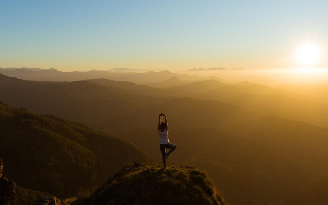 Eventos originales (I): Sesiones de yoga
